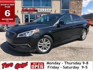 Used 2015 Hyundai Sonata GL | Htd Seats | Alloys | Power Group | for sale in St Catharines, ON