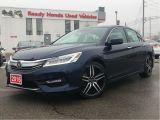 Photo of Dark Blue 2016 Honda Accord