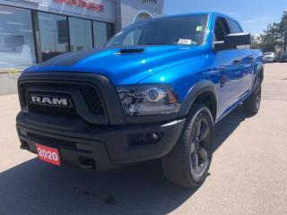 New 2020 RAM 1500 Classic Warlock Crew 4x4 V6 for sale in Hamilton, ON