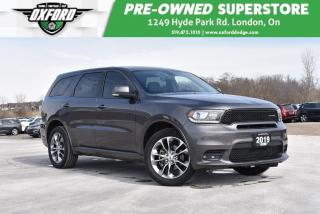 Used 2019 Dodge Durango GT - FDR, AWD, Excellent Shape for sale in London, ON
