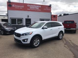 Used 2016 Kia Sorento 2.4L LX for sale in Edmonton, AB
