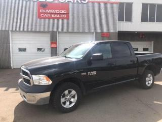 Used 2017 RAM 1500 ST for sale in Edmonton, AB