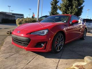New 2020 Subaru BRZ Sport-tech RS for sale in North Vancouver, BC
