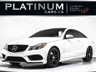Used 2014 Mercedes-Benz E-Class E350 4MATIC, AWD, NAV, PANO, CAM, HEATED SEATS for sale in Toronto, ON