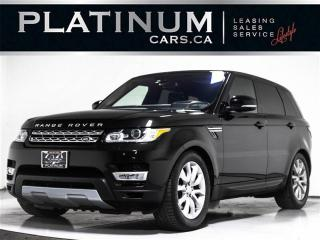Used 2016 Land Rover Range Rover Sport HSE Td6, DIESEL, NAV, PANO, CAM, HUD, HEATED for sale in Toronto, ON