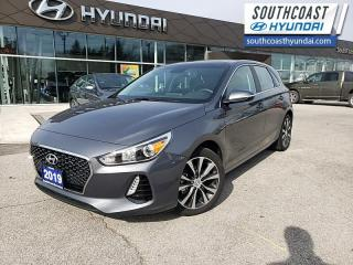 Used 2019 Hyundai Elantra GT Luxury AT  - Sunroof -  Android Auto - $145 B/W for sale in Simcoe, ON