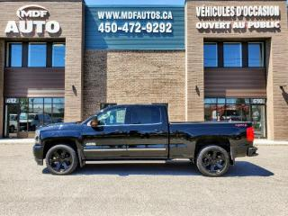 Used 2018 Chevrolet Silverado 1500 High Country Crew Cab for sale in St-Eustache, QC