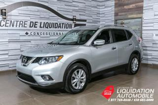 Used 2016 Nissan Rogue SV+GR/ELECT+MAGS+CAMER/REC+BLUETOOTH for sale in Laval, QC