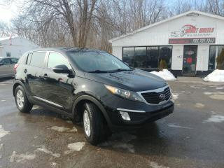 Used 2011 Kia Sportage LX for sale in Barrie, ON
