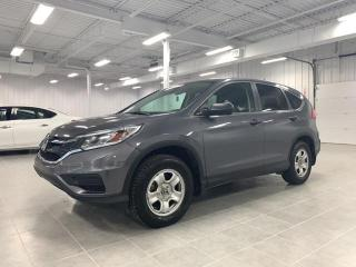 Used 2016 Honda CR-V LX for sale in Saint-Eustache, QC