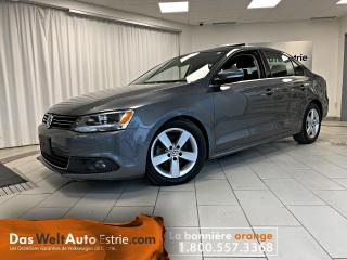 Used 2014 Volkswagen Jetta 2.0 TDI Comfortline, Toit, Automatique for sale in Sherbrooke, QC