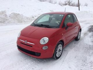 Used 2012 Fiat 500 Voiture à hayon 2 portes Pop for sale in Quebec, QC