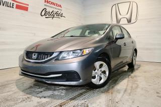 Used 2013 Honda Civic LX 4 portes, boîte automatique for sale in Blainville, QC