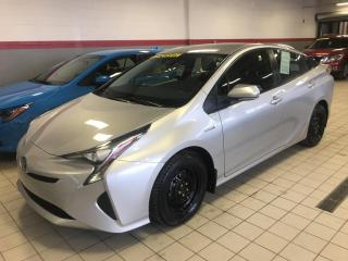 Used 2016 Toyota Prius HYBRID 8 PNEUS ET 8 ROUES INCLUS. for sale in Terrebonne, QC