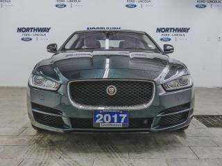 Used 2017 Jaguar XE Premium   AWD   DIESEL   NAV   LEATHER   SUNROOF   for sale in Brantford, ON