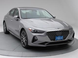 Used 2020 Genesis G70 3.3T Prestige AWD for sale in Vancouver, BC