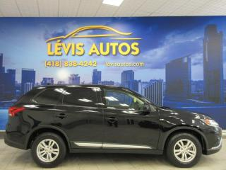 Used 2019 Mitsubishi Outlander ES AWD SIEGE CHAUFFANT CAMÉRA SEULEMENT for sale in Lévis, QC