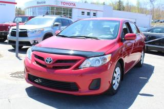 Used 2011 Toyota Corolla Berline 4 portes, boîte automatique, CE for sale in Shawinigan, QC