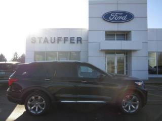New 2020 Ford Explorer Platinum for sale in Tillsonburg, ON