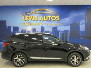 Used 2016 Mitsubishi Outlander TOURING AWD TOIT SIEGE CHAUFFANT SEULEME for sale in Lévis, QC