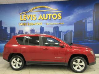 Used 2014 Jeep Compass 4X4 AUTOMATIQUE NORTH EDITON TRES PROPRE for sale in Lévis, QC