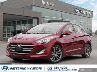 Used 2016 Hyundai Elantra GT Limited for sale in Barrie, ON
