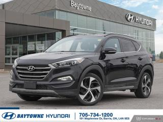 Used 2016 Hyundai Tucson AWD 1.6T Limited for sale in Barrie, ON