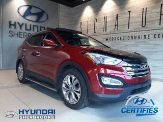 Used 2015 Hyundai Santa Fe SE 2.0T+AWD+TOIT PANO+CUIR+CAMERA for sale in Sherbrooke, QC