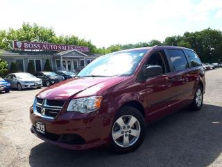 Used 2015 Dodge Grand Caravan CANADA VALUE PACKAGE for sale in Oshawa, ON