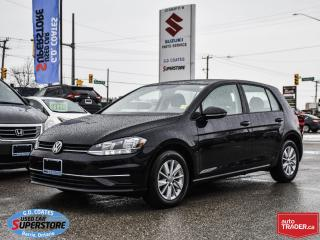 Used 2019 Volkswagen Golf Comfortline ~Heated Seats ~Backup Cam ~Bluetooth for sale in Barrie, ON