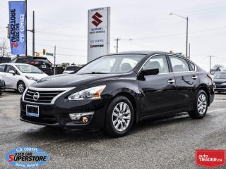 Used 2015 Nissan Altima 2.5 S ~Backup Camera ~Bluetooth for sale in Barrie, ON