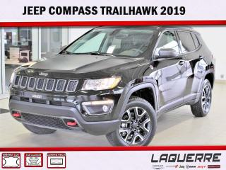 Used 2019 Jeep Compass Trailhawk for sale in Victoriaville, QC