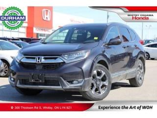 Used 2018 Honda CR-V Touring AWD for sale in Whitby, ON