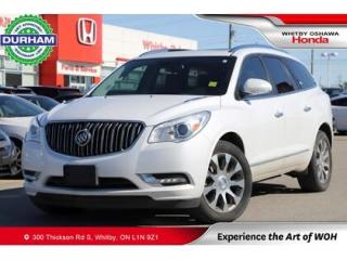 Used 2016 Buick Enclave AWD 4dr Premium for sale in Whitby, ON