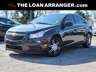 Used 2014 Chevrolet Cruze for sale in Barrie, ON