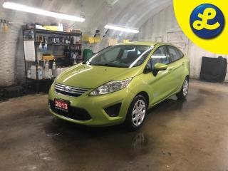 Used 2013 Ford Fiesta Ford SYNC * Phone connect * Voice recognition * Keyless entry * Climate control * Cruise control * Trip computer * Power windows/mirrors * for sale in Cambridge, ON