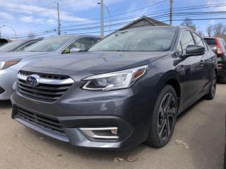 New 2020 Subaru Legacy Limited GT DON'T PAY FOR UP TO 120 DAYS ON THE COMPLETELY RE-ENGINEERED LEGACY! for sale in Charlottetown, PE