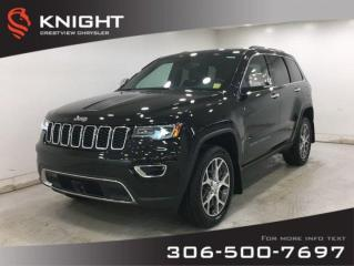 New 2020 Jeep Grand Cherokee Limited V6 | Luxury Group 2 | ProTech Group for sale in Regina, SK