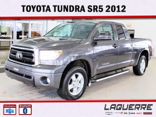 Used 2012 Toyota Tundra SR5 for sale in Victoriaville, QC