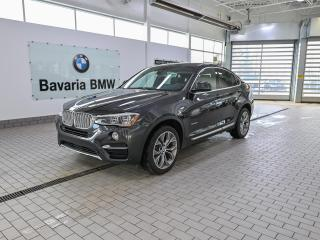 Used 2016 BMW X4 xDrive28i for sale in Edmonton, AB