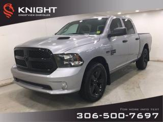 New 2020 RAM 1500 Classic Express Night Edition Crew Cab for sale in Regina, SK