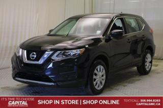 Used 2017 Nissan Rogue for sale in Regina, SK