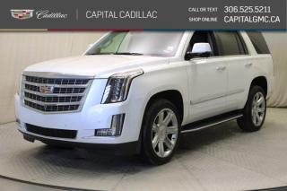 Used 2018 Cadillac Escalade Luxury 4WD*LEATHER*SUNROOF*NAV* for sale in Regina, SK