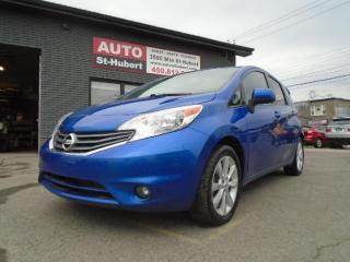 Used 2014 Nissan Versa Note SL for sale in St-Hubert, QC