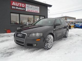Used 2008 Audi A3 2.0T for sale in St-Hubert, QC