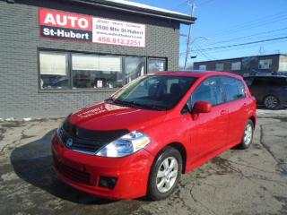 Used 2011 Nissan Versa SL for sale in St-Hubert, QC