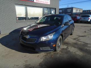 Used 2011 Chevrolet Cruze LS for sale in St-Hubert, QC