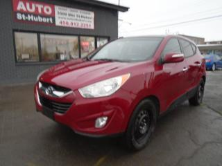 Used 2010 Hyundai Tucson LIMITED AWD for sale in St-Hubert, QC