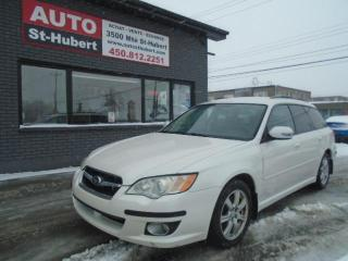 Used 2009 Subaru Legacy PZEV AWD for sale in St-Hubert, QC
