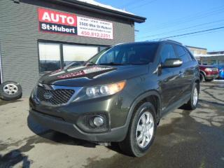 Used 2011 Kia Sorento LX-V6 AWD for sale in St-Hubert, QC